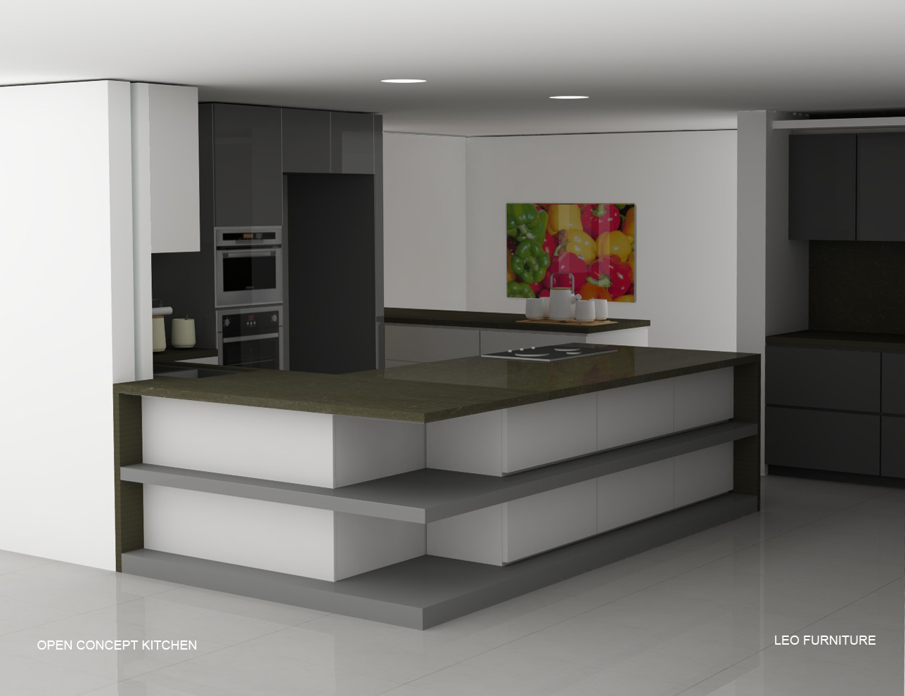 Leo Furniture and Construction's Kitchen Preview